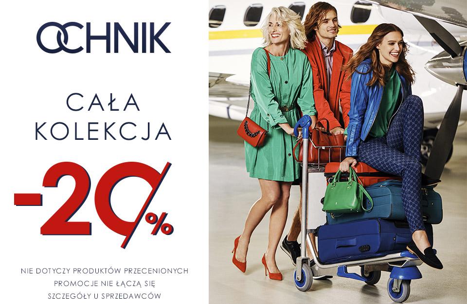 1989721253673 OCHNIK  Cała kolekcja -20%! - Galeria Rzeszów