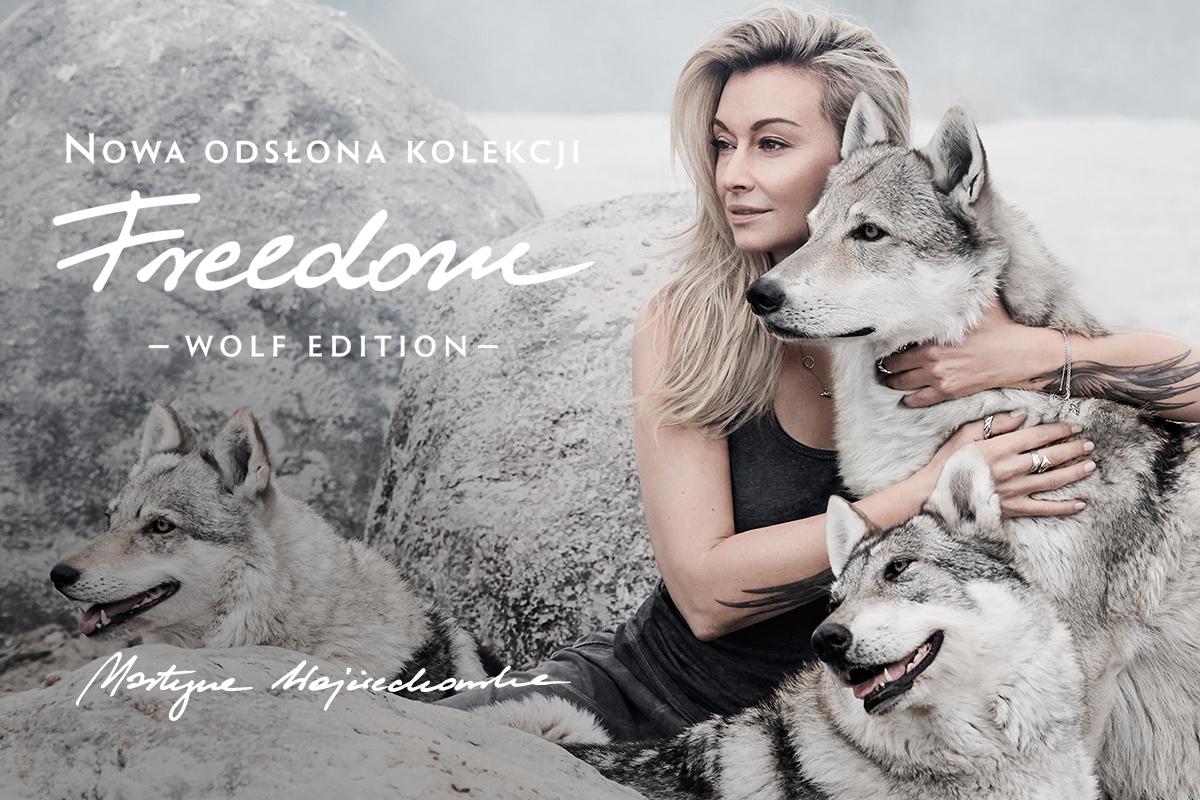 W Kruk Nowa Odslona Kolekcji Freedom Wolf Edition Galeria Rzeszow
