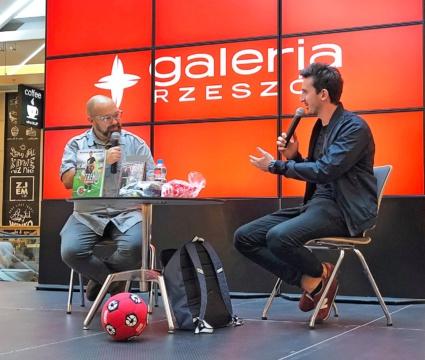 Krzysztof Golonka – spotkanie z fanami