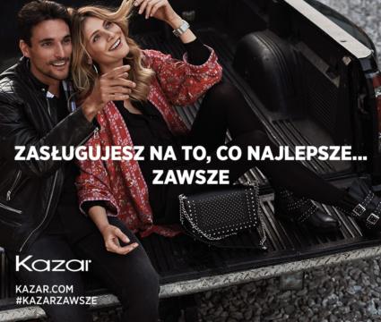 Kazar – zasługujesz na to, co najlepsze