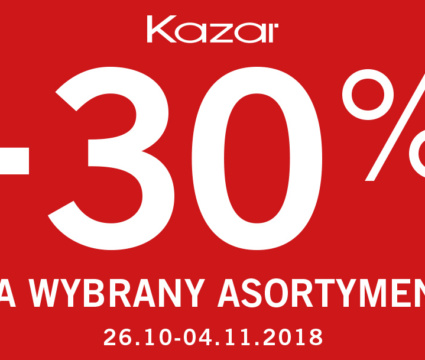 Mid-season sale w Kazar!