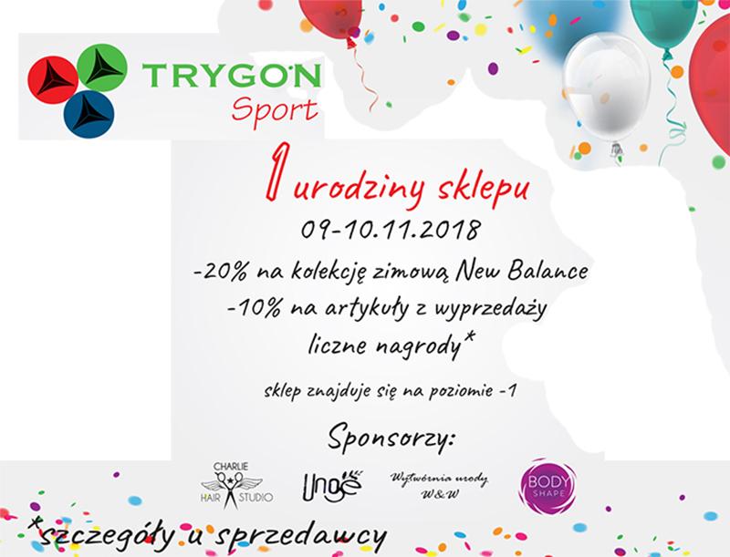 Urodziny Trygon Sport pełne atrakcji!