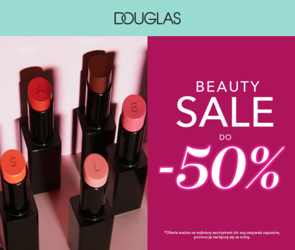W perfumeriach Douglas ruszyły niezwykłe akcje rabatowe.