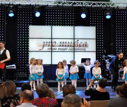 Koncert Szkoły Muzyki Rozrywkowej PRO MUSICA – 2 lutego