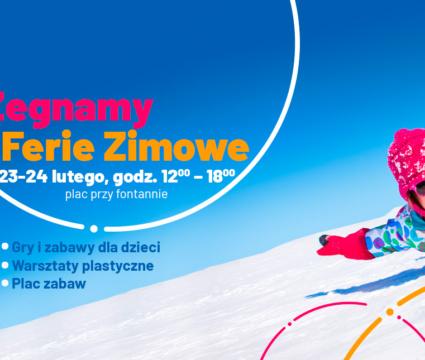 Żegnamy Ferie Zimowe !!!