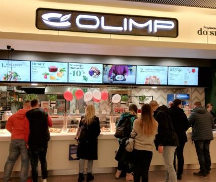 Restauracja OLIMP otwarta na NOWO !!!