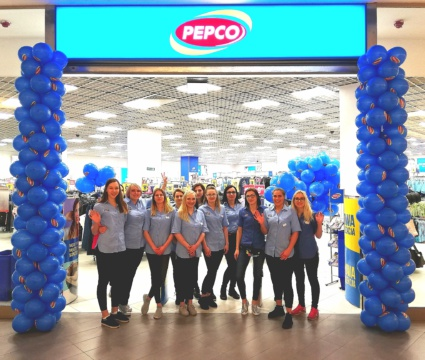 Salon Pepco otwarty po remoncie