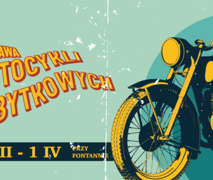 Zapraszamy do Galerii Rzeszów na wyjątkową Wystawę  zabytkowych motocykli.