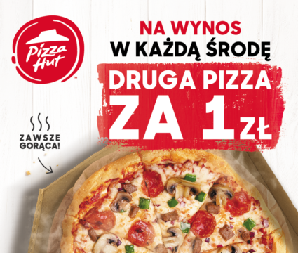 Środa w Pizza Hut