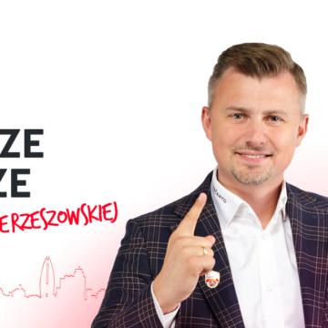 #LudzieRzeszowskiej Krzysztof Ignaczak