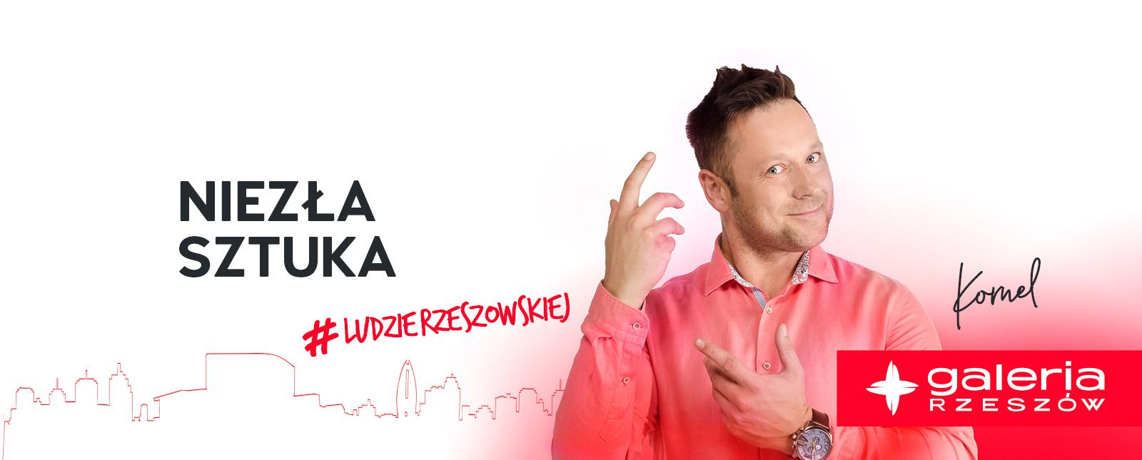 #LudzieRzeszowskiej – Kornel Pieńko