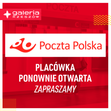 Poczta Polska ponownie czynna
