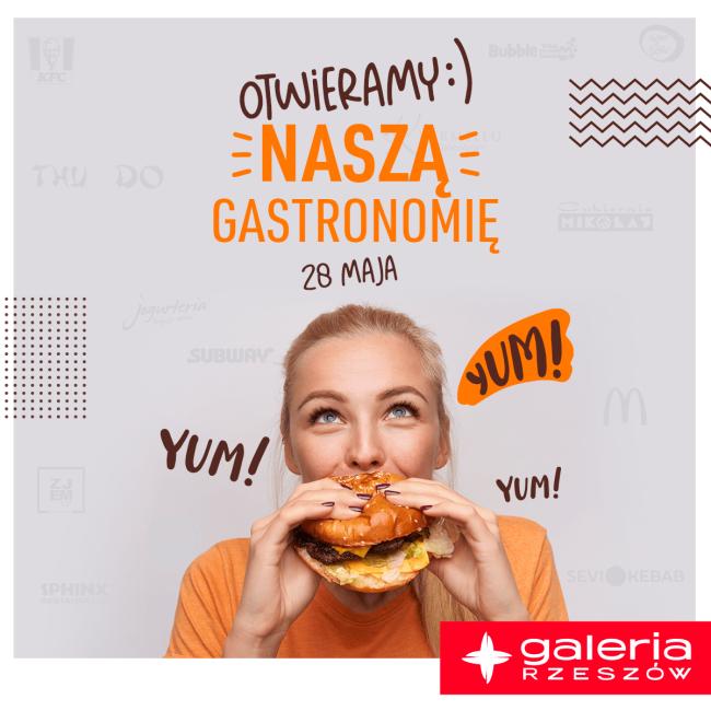 Otwieramy Naszą Gastronomię – 28 Maja