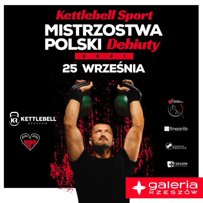 KETTLEBELL – Mistrzostwa Polski! 25WRZEŚNIA
