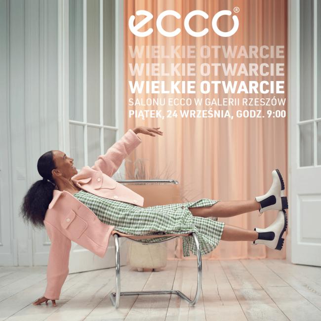 Otwarcie Nowego Salonu ECCO! w Galerii Rzeszów